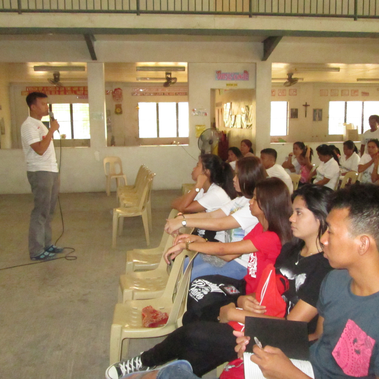 vocational meeting