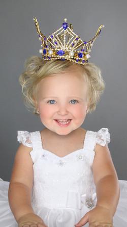Toddler Miss North Carolina