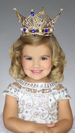 Miniature Miss North Carolina