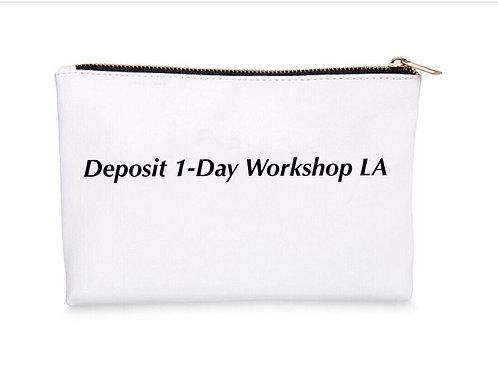 Deposit - LA 1 Day Workshop