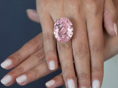 Pink Power... 59-Carats worth