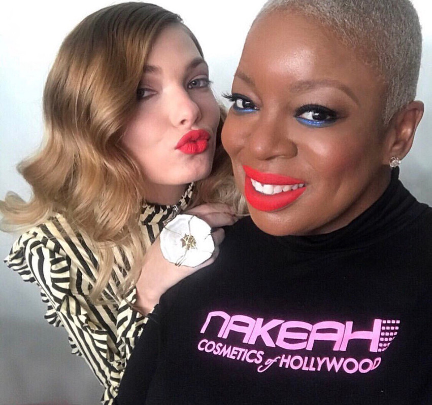 Nakeah Cosmetics of Hollywood