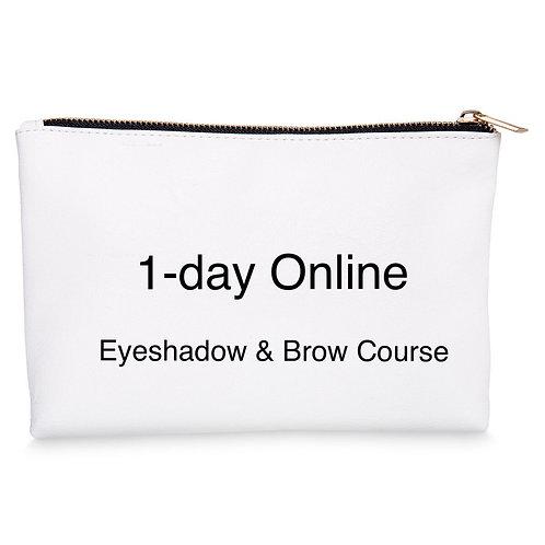 Online Academy: Eyeshadow & Brow