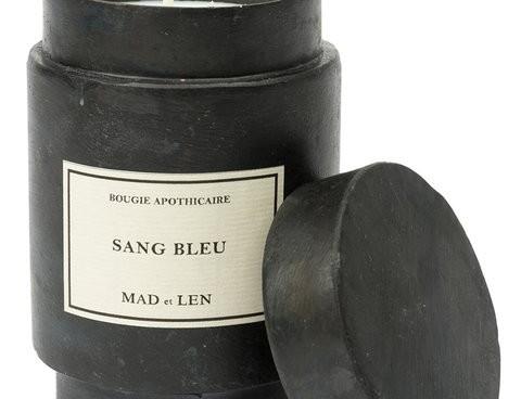 Mad et Len Sang Bleu