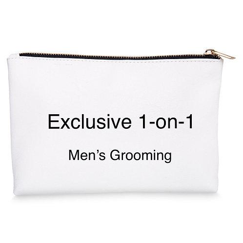 Exclusive 1-on-1: Men's Grooming