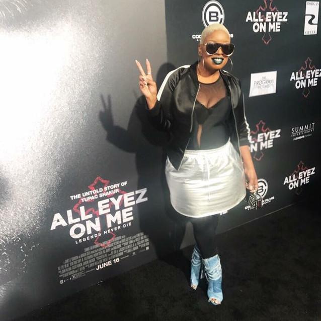 Hollywood's Black Carpet Premiere