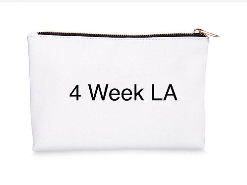4 Week LA Course