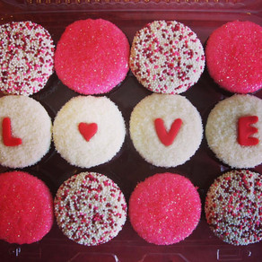 Desert Anyone???  Must Have Valentine's Day Sweets...