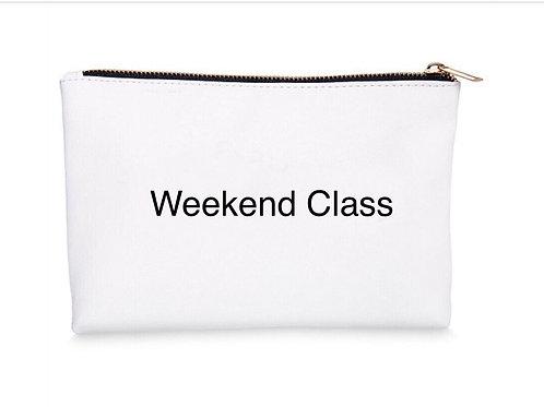 Weekend Class - LA