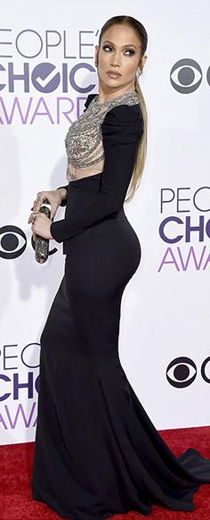 J-Lo People's Choice Awards