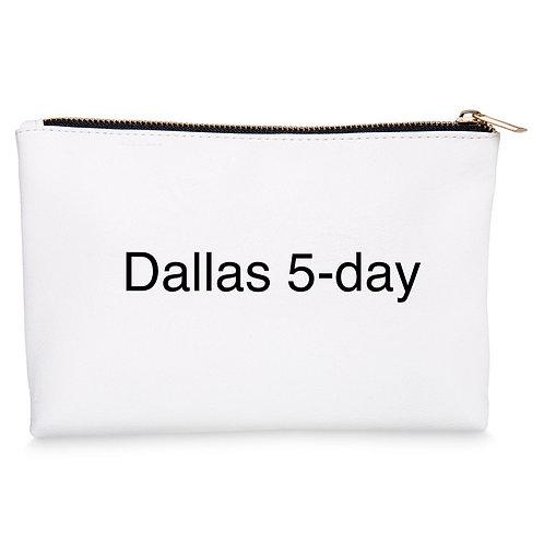 Dallas 5-day Training Course