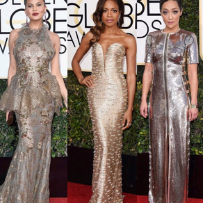 74th Annual Golden Globe Awards! Everything that Glitters IS Gold. -Nakeah