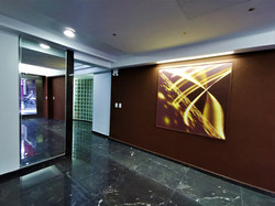 Hall - Vista mural 2