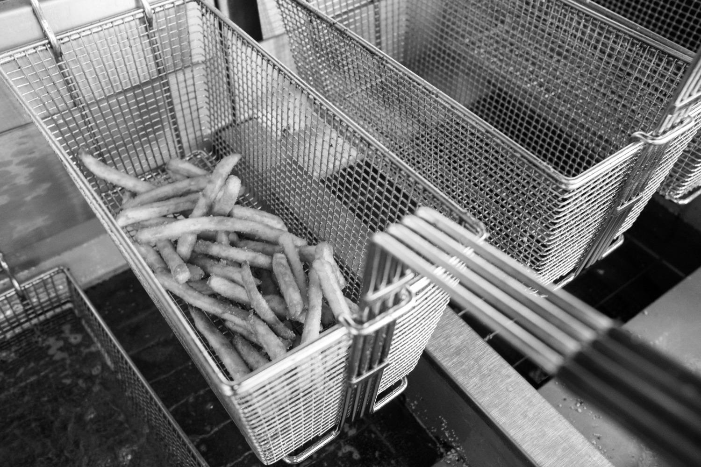 Perfectly Seasoned Fries