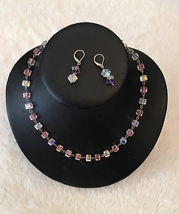 Kellie Leman Necklace & Earrings
