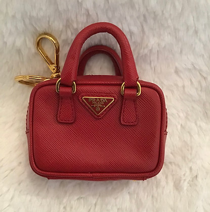 Prada Leather Coin Purse