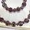 Thumbnail: Millefiori Murano Glass Jewelry Set