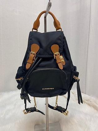 Burberry Black Backpack