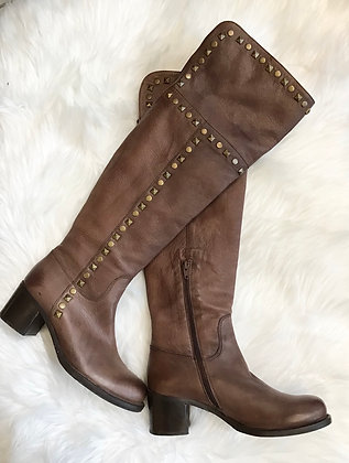 Over the Knee Boots - Made in Italy