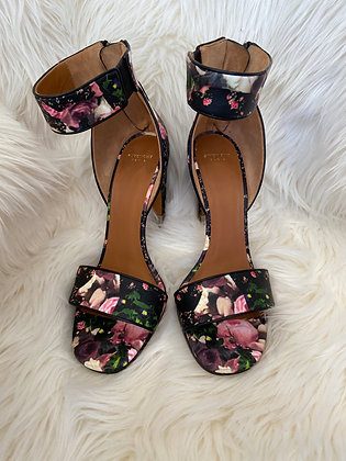 Givenchy Floral Heels (New)