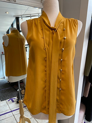 Marc by Marc Jacobs Mustard Shirt