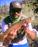 Beautiful Cutthroat Trout