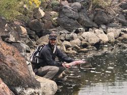 Cody Lake In Utah Trout