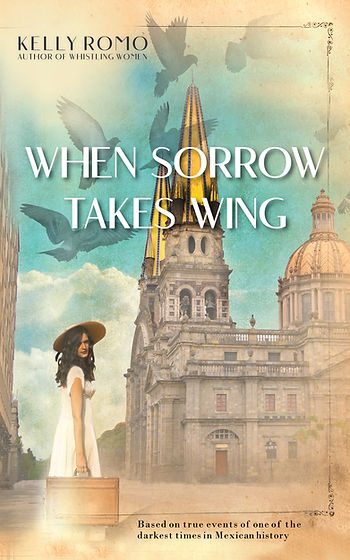When Sorrow Takes Wing book cover - Kind
