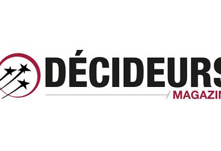 """Classement """"Les Décideurs"""" 2020"""