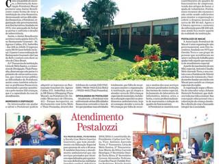 Jantar da Pestalozzi atrai a comunidade