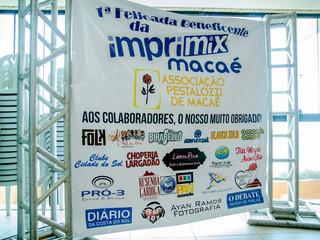 Nossa I Feijoada Beneficente Imprimix e Pestalozzi foi um sucesso!!
