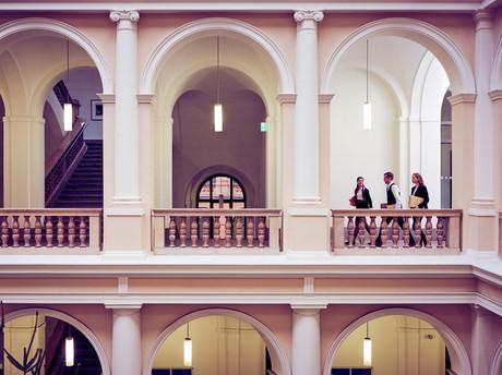 Justizministerium Dresden