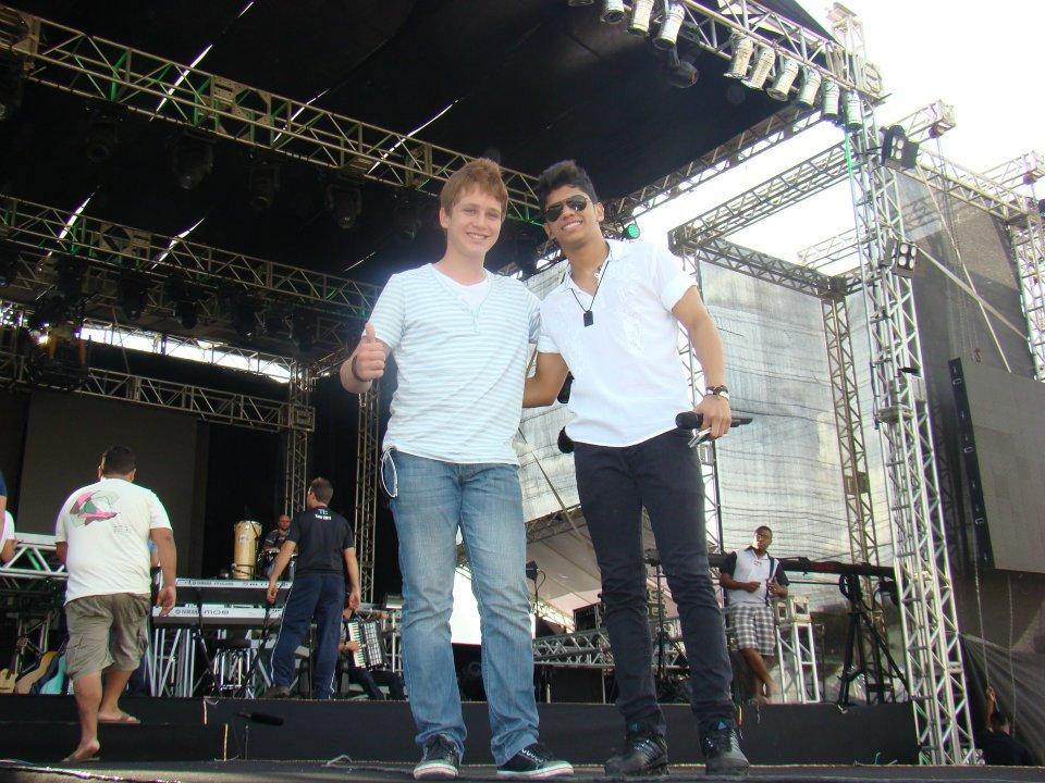 Arthur Danni e Adair Cardoso
