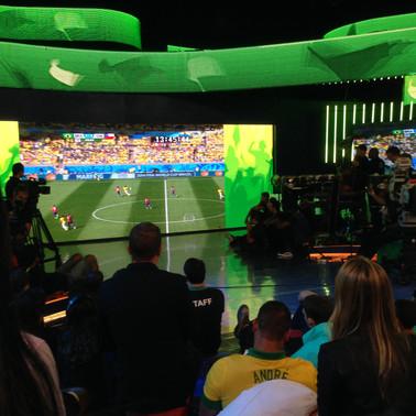 Ao vivo na Copa 2014