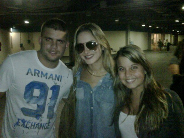 Working with Claudia Leitte