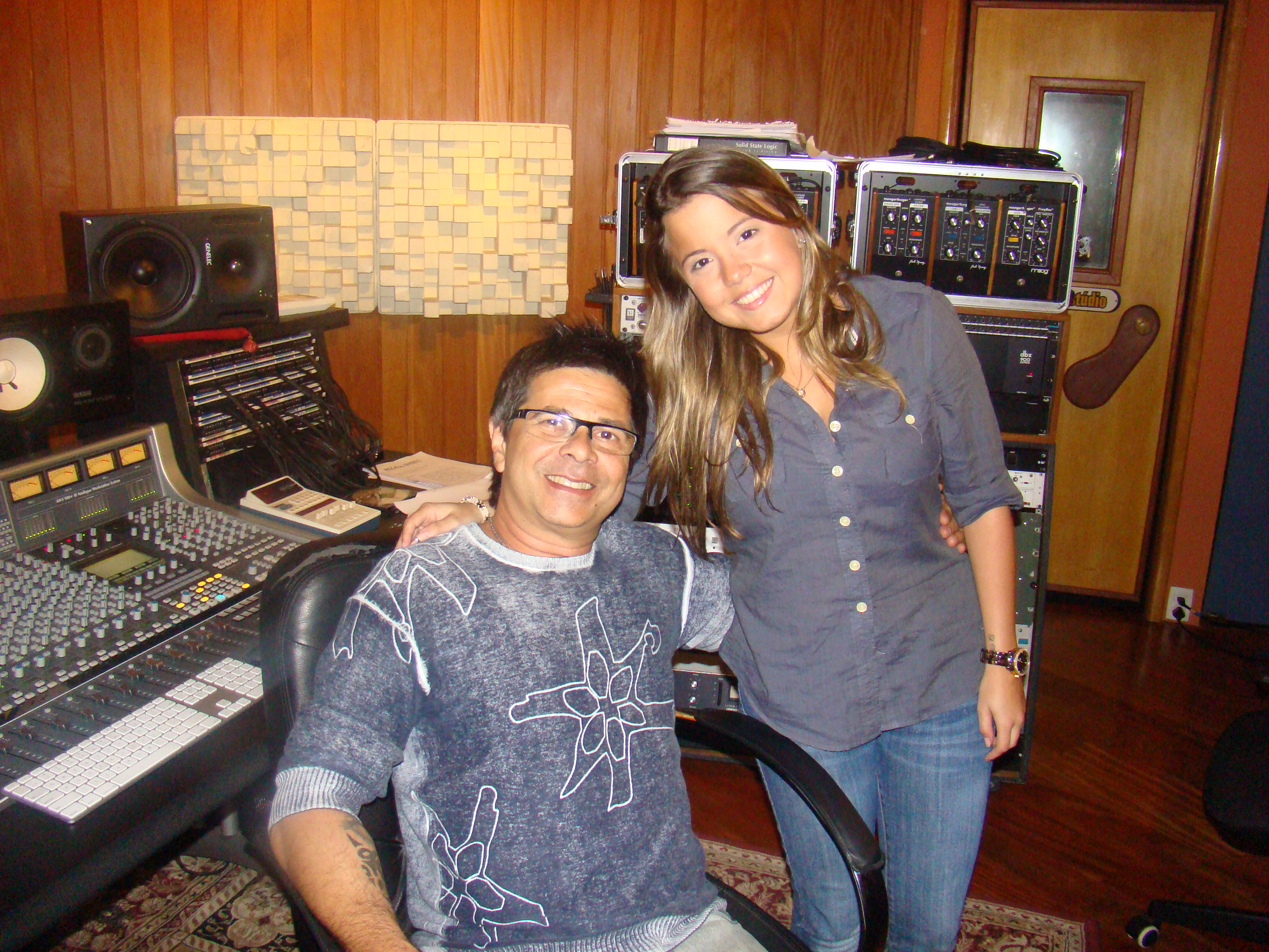 Nicole com Zé Henrique_Yahoo