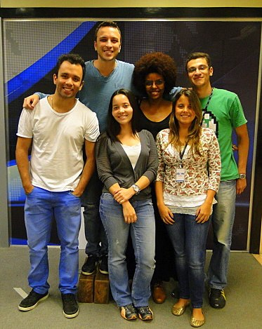 Equipe Canal CJC - RIT TV