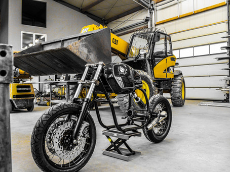 Let´s build a Motorcycle Subframe