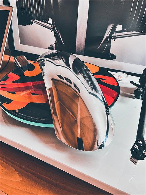 BMW K75-K100 R100 R Front Fender Kit - Aluminium