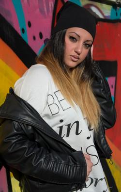 model: Sharon Cusumano