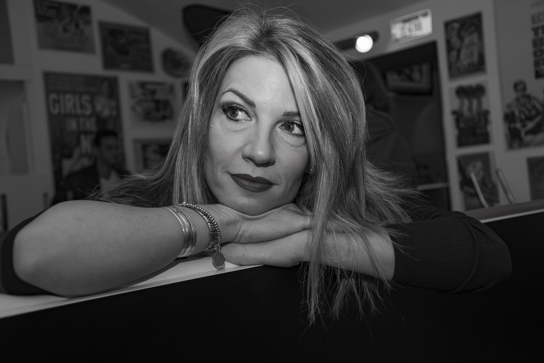 model: Milena Perosino