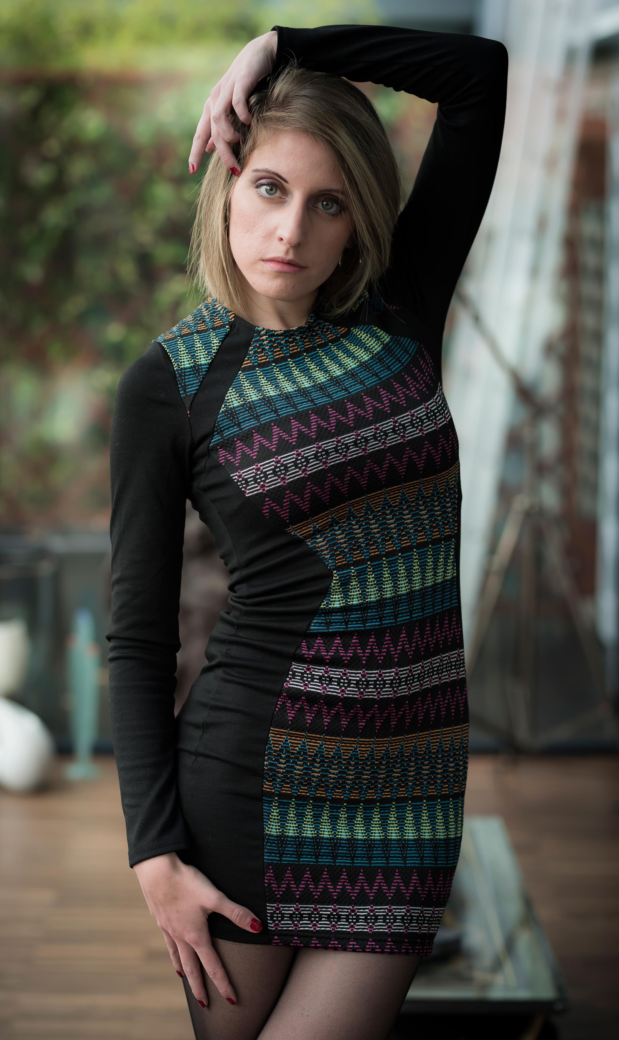 model: Federica Adele Bollone