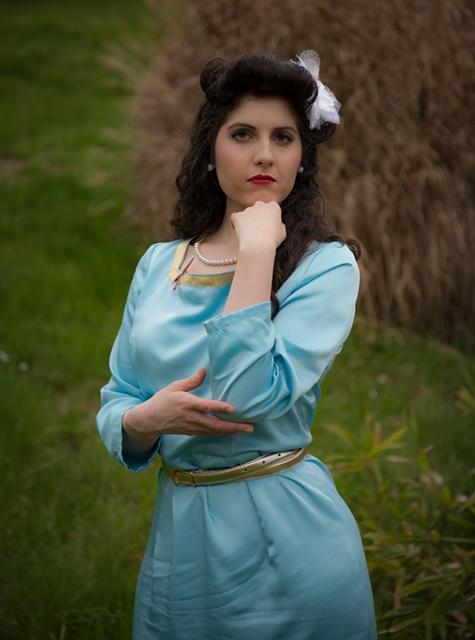 model: Sara Masetti