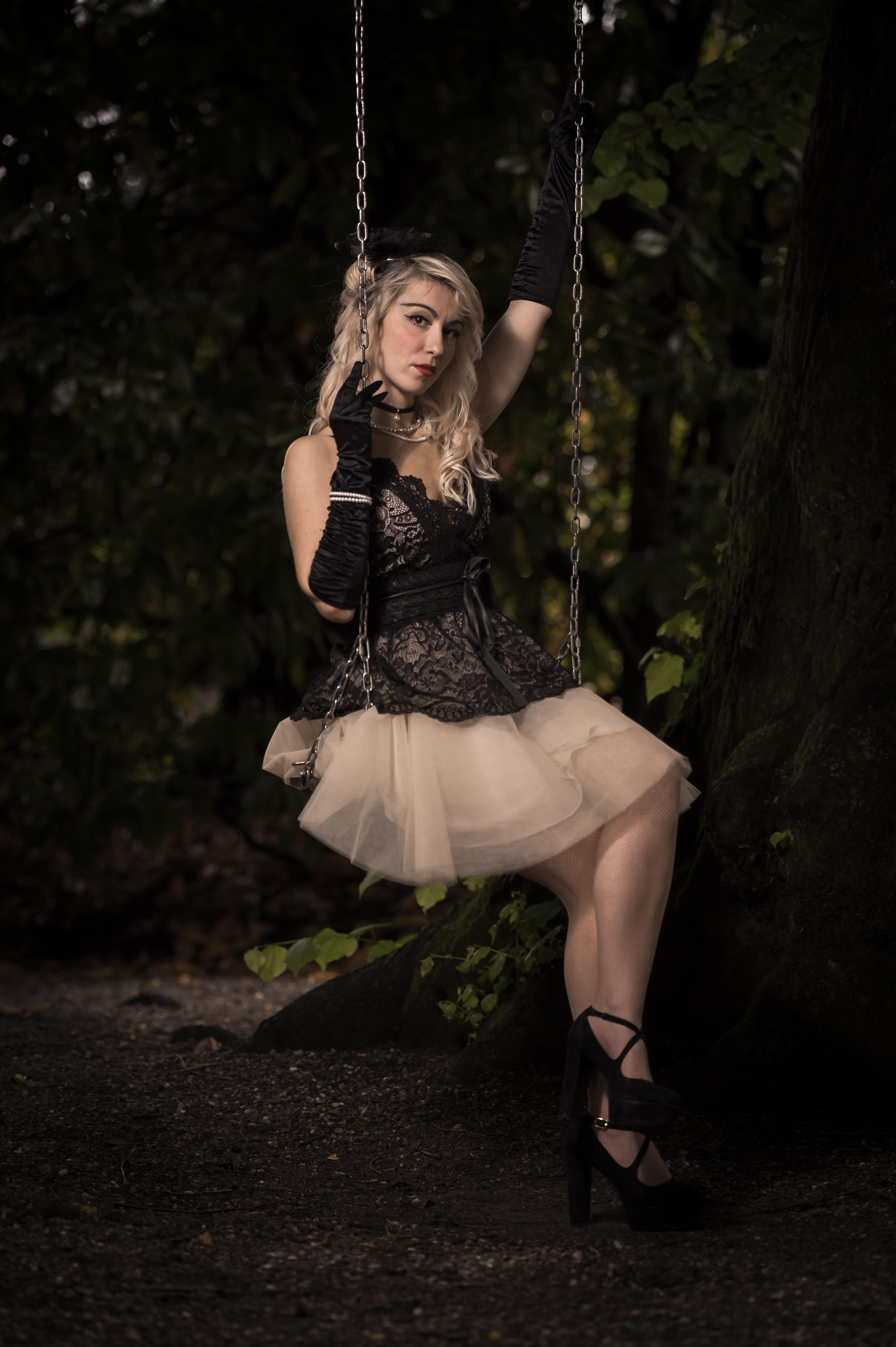 model Valentina Murano