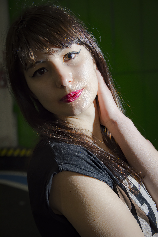 model: Jessica Manco