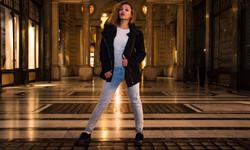 model: Cher Lee