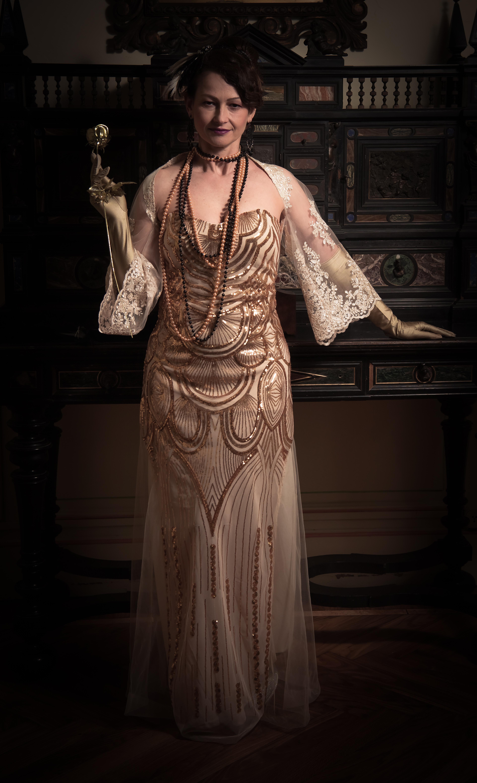 model: Adriana Moroni