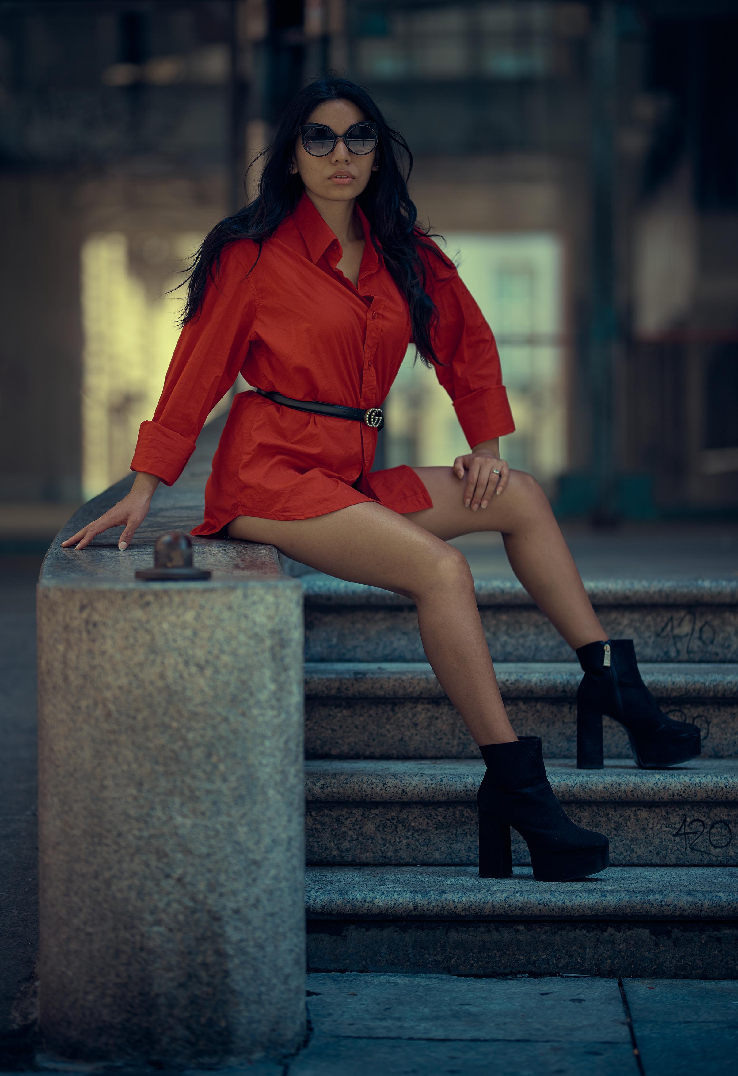 Model: Lia Orellana