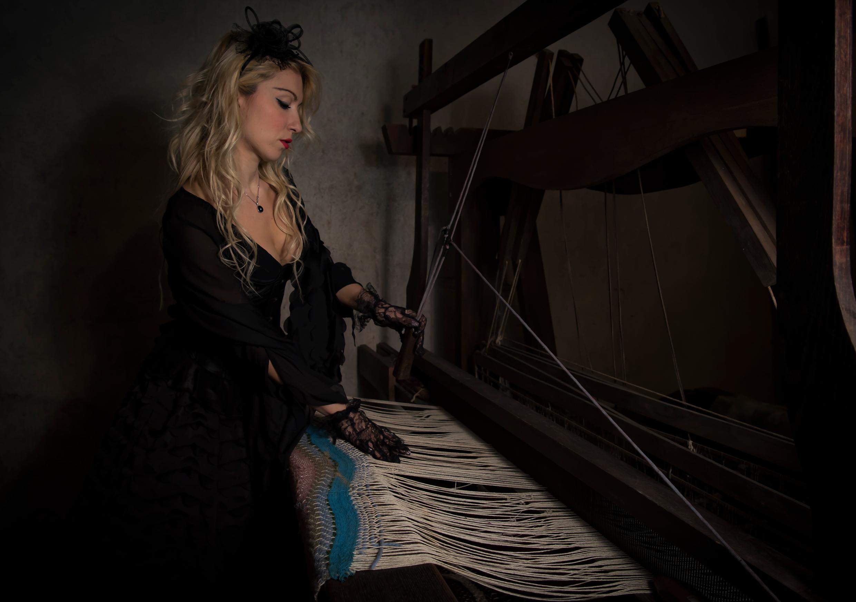 model: Valentina Murano