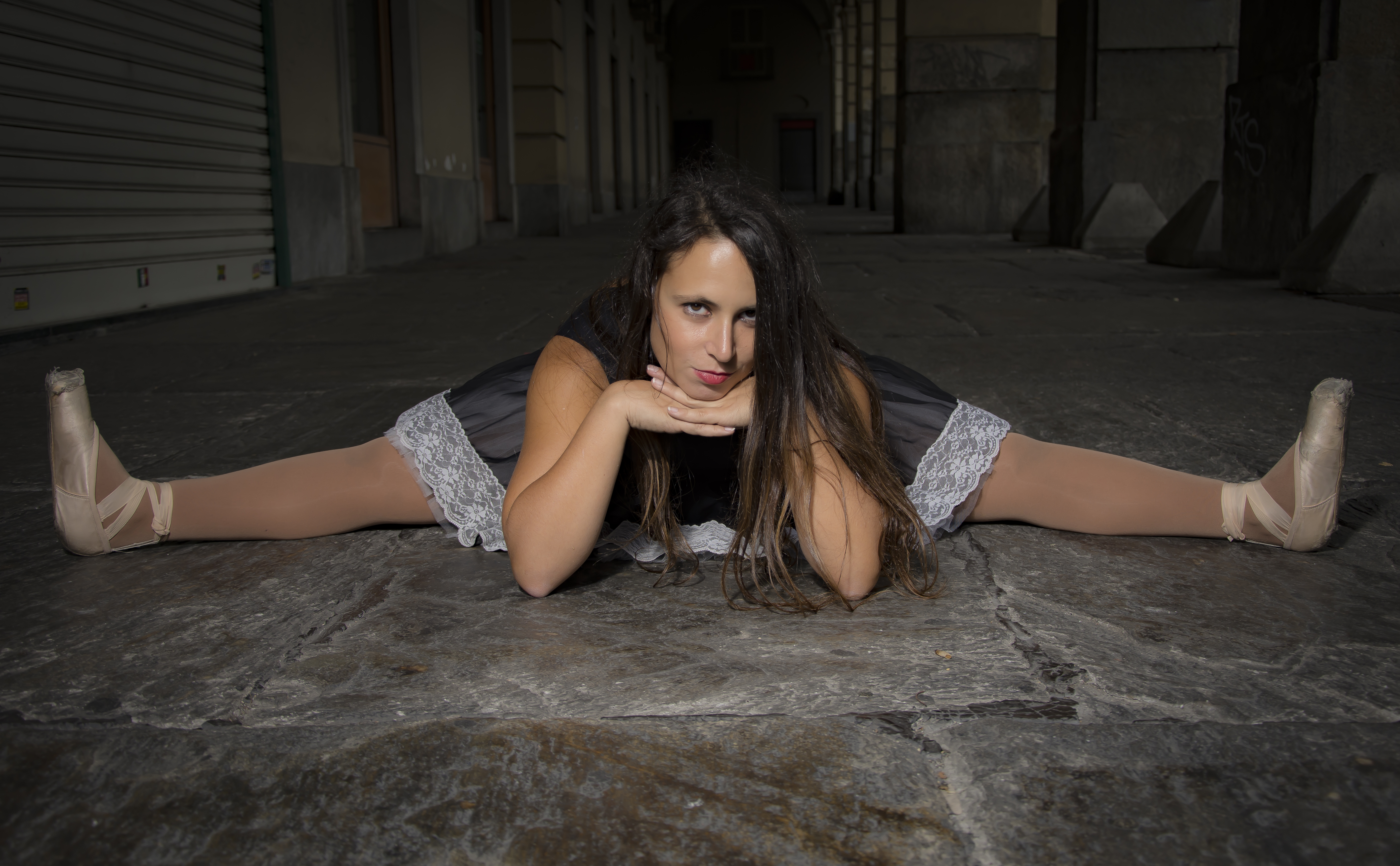 Shooting Turin Street Dance